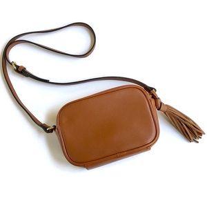 Tassel Mini Crossbody Bag
